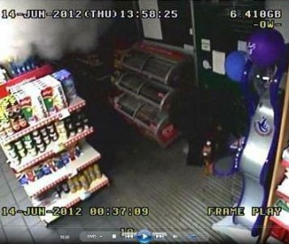 Coventry Forecourt Raid Foiled by the Fog Bandit