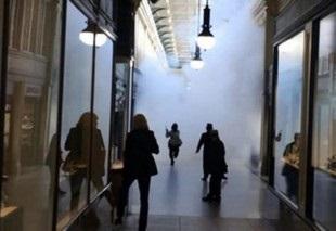 Glasgow Argyll Arcade Robbery Foiled by Fog Bandit