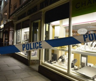 28th and 29th UK Jewellery Robberies stopped by the Fog Bandit