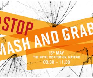 Bandit UK sponsor London 'Smash and Grab' Event
