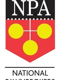 NPA Membership and continued support for the Pawnbroker Sector