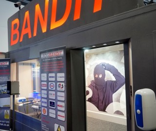 Fog Bandit 320 well received at IFSEC!