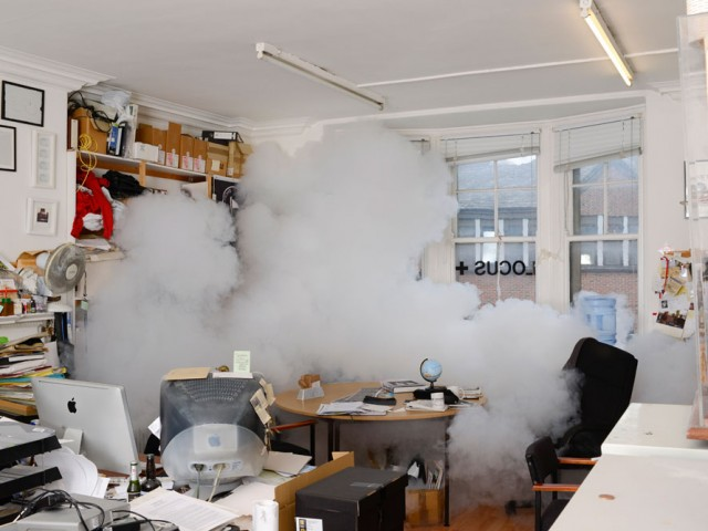 Small Business Office Protection using Security Fog
