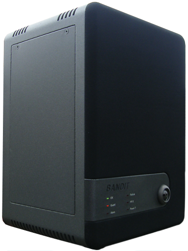 Fog Bandit 240 DB Standard Unit