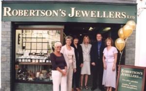 Fog Bandit Testimonial from S J Robertson PJDip at Robertson's Jewellers Ltd